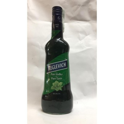 Keglevich Vodka Menta 75 cl