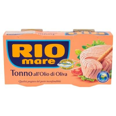 Rio Mare Tonno Olio Di Oliva 160X2