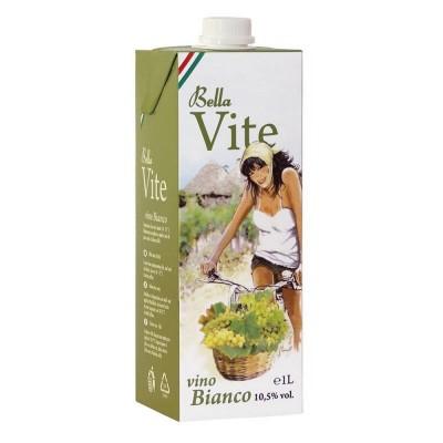 Bella Vite Vino Bianco Brick 1 Lt