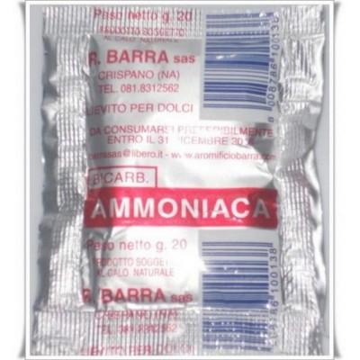 Barra Ammoniaca Per Dolci X 3