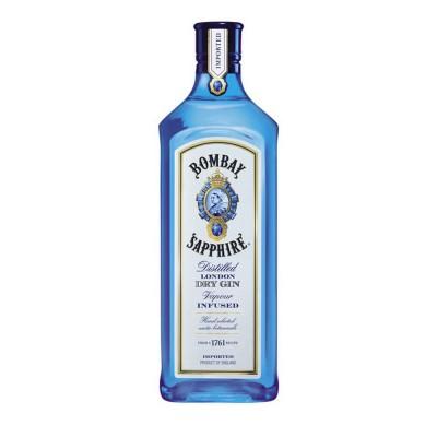 Bombay Sapphire London Dry Gin 1 Lt