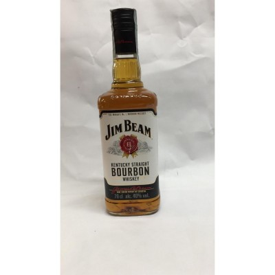 Jim Beam Bourbon Whiskey 70 Cl