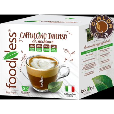 Foodness Cappuccino Intenso...
