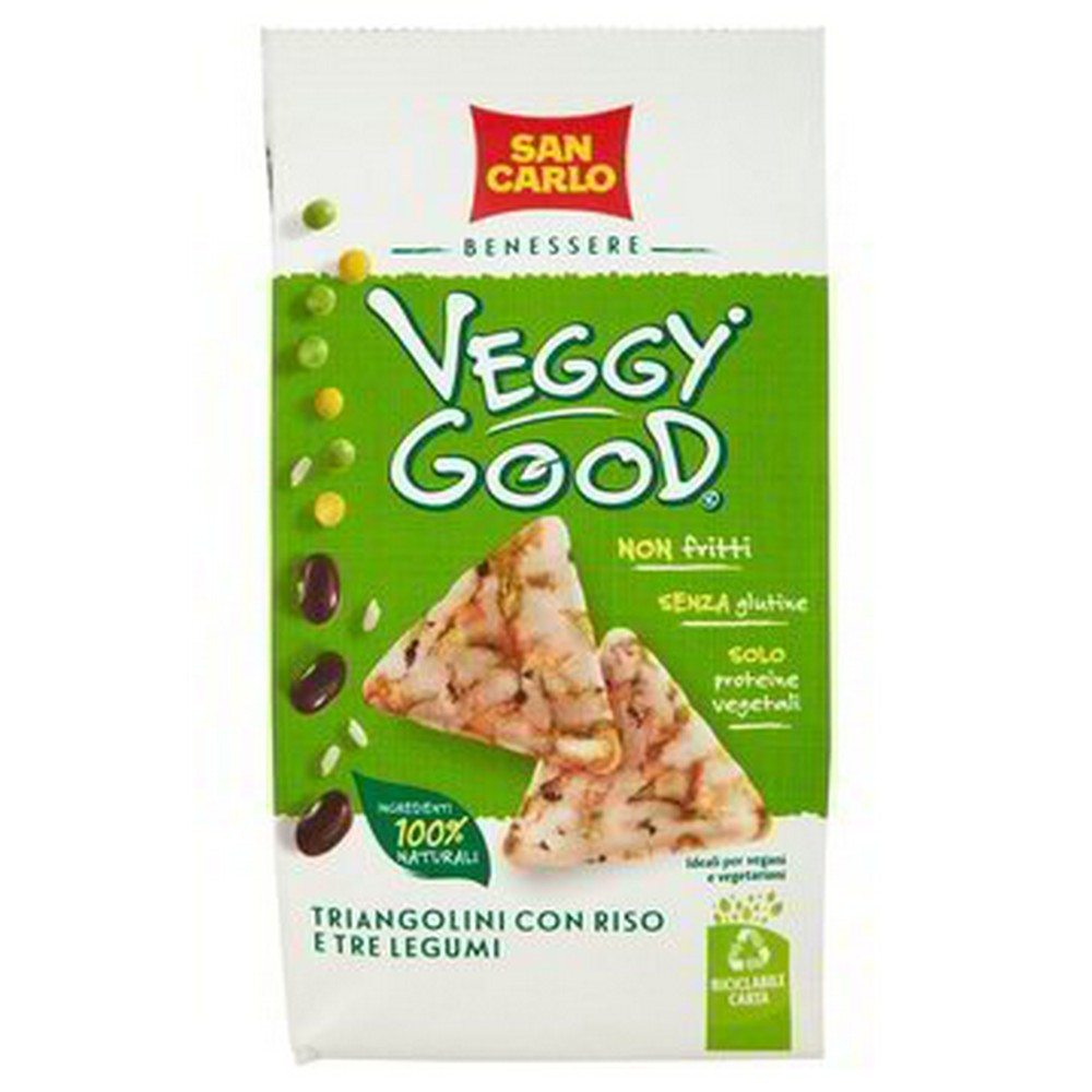 San Carlo Veggy Good Riso Legumi