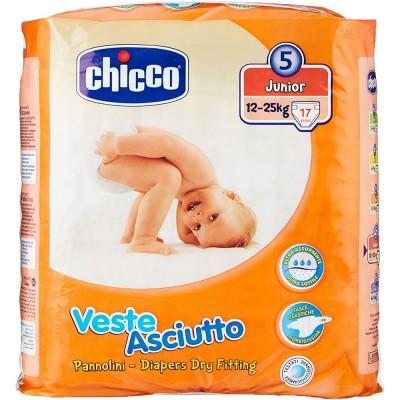 Chicco Pannolini Junior 12/25 Kg