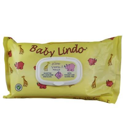 Baby Lindo Salviettine Aloe...