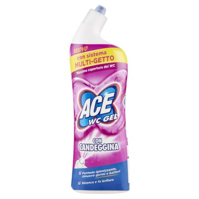 Ace Wc Gel Con Candeggina 700 ml