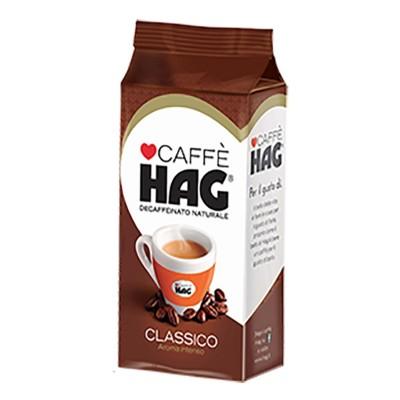 Hag caffè classico decaffeinato 250 gr