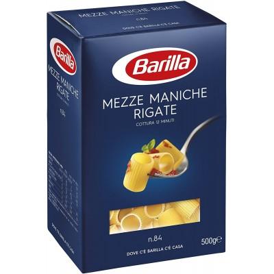 Barilla mezze maniche rig n 84 500 gr