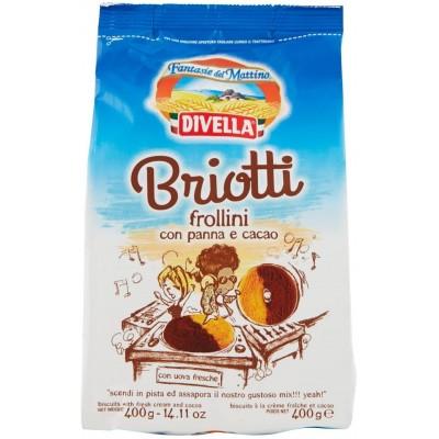 Divella biscotti briotti 400 gr