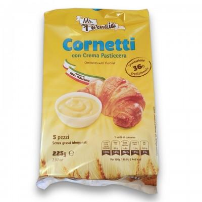 Mr fornaio cornetti crema 225 gr