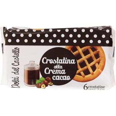 Dolci Del Castello Crostatine Cacao
