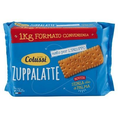 Colussi Biscotti Zuppalatte 1 Kg