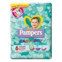 Pampers Baby-Dry Misura 6