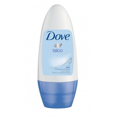 Dove deo roll on talco 50 ml