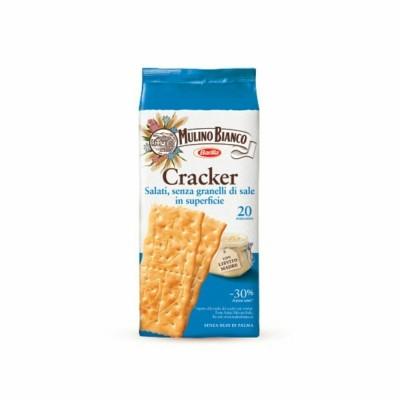 Mulino Bianco Crackers Non Salati 500gr