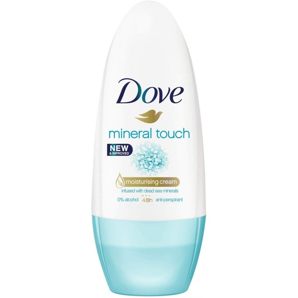 Dove Deo Roll On Mineral Touch 50ml