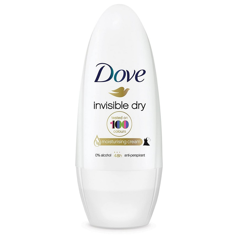 Dove Deo Roll On Invisible Dry 50 ml