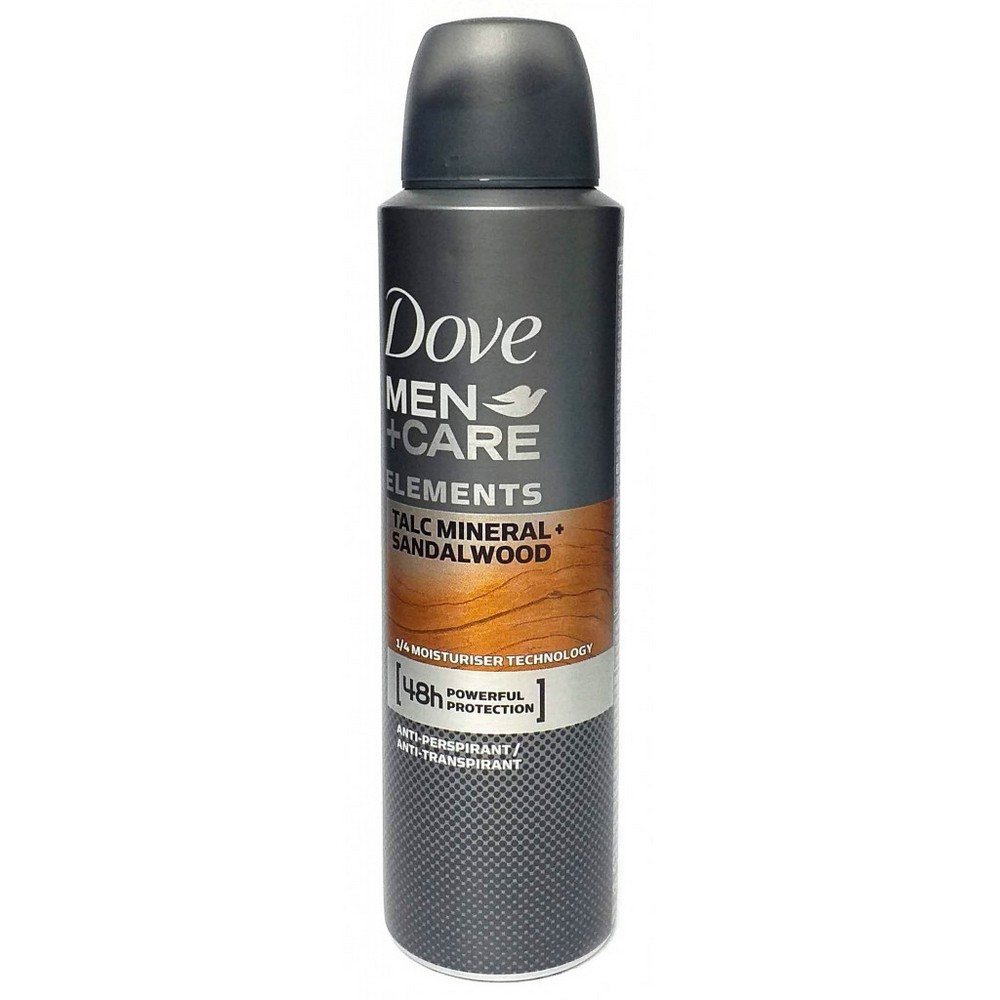Dove Deo Spray Man Care Sandalwood